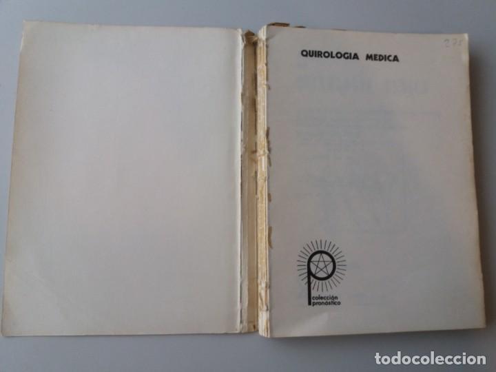 Libros de segunda mano: TRATADO DE QUIROLOGIA MEDICA / DR. KRUMM-HELLER (ED. KIER) - Foto 2 - 155490094
