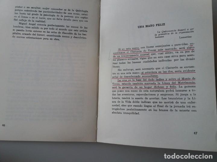 Libros de segunda mano: TRATADO DE QUIROLOGIA MEDICA / DR. KRUMM-HELLER (ED. KIER) - Foto 4 - 155490094