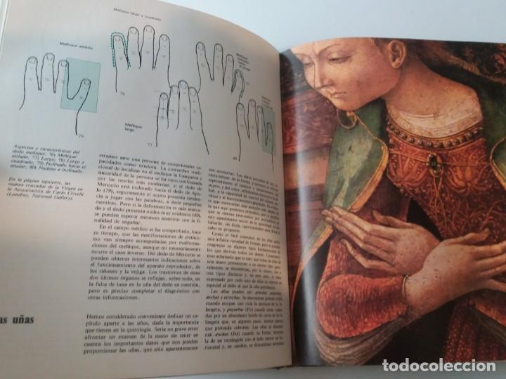 Libros de segunda mano: EL LIBRO DE LA MANO. PERSONALIDAD Y DESTINO A TRAVES DE LA QUIROMANCIA - Foto 4 - 155491258
