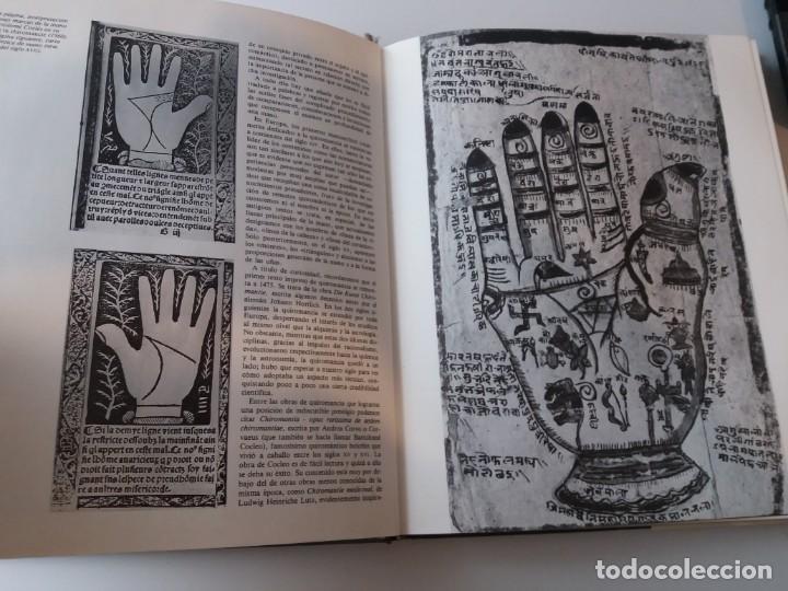 Libros de segunda mano: EL LIBRO DE LA MANO. PERSONALIDAD Y DESTINO A TRAVES DE LA QUIROMANCIA - Foto 5 - 155491258