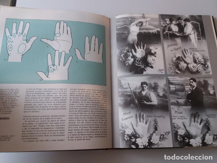Libros de segunda mano: EL LIBRO DE LA MANO. PERSONALIDAD Y DESTINO A TRAVES DE LA QUIROMANCIA - Foto 6 - 155491258