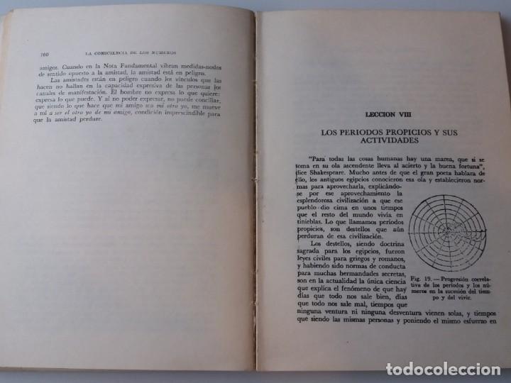Libros de segunda mano: LA CONSCIENCIA DE LOS NUMEROS ( J. IGLESIAS JANEIRO) ED. KIER - Foto 3 - 155494050