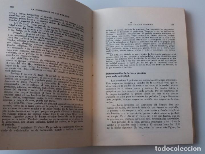 Libros de segunda mano: LA CONSCIENCIA DE LOS NUMEROS ( J. IGLESIAS JANEIRO) ED. KIER - Foto 5 - 155494050