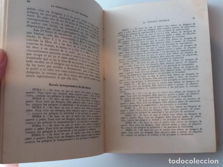 Libros de segunda mano: LA CONSCIENCIA DE LOS NUMEROS ( J. IGLESIAS JANEIRO) ED. KIER - Foto 6 - 155494050