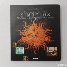 Libros de segunda mano: EL LIBRO DE LOS SIMBOLOS (SPANISH EDITION) - GROSSATO, ALESSANDRO. Lote 155962029