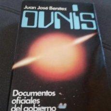 Libros de segunda mano: OVNIS - DOCUMENTOS OFICIALES DEL GOBIERNO ESPAÑOL. Lote 156709302