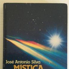 Libros de segunda mano: MÍSTICA Y MISTERIO DE LOS OVNIS – JOSÉ ANTONIO SILVA – CÍRCULO DE LECTORES 1987. Lote 157118198