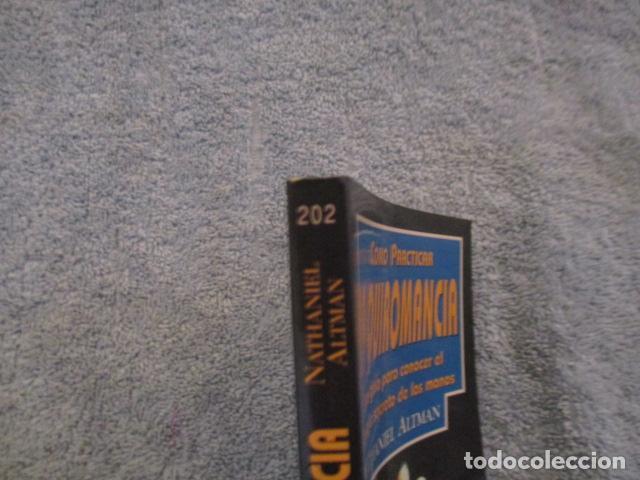 Libros de segunda mano: Cómo practicar la quiromancia - Nathaniel Altman - Foto 4 - 157507070