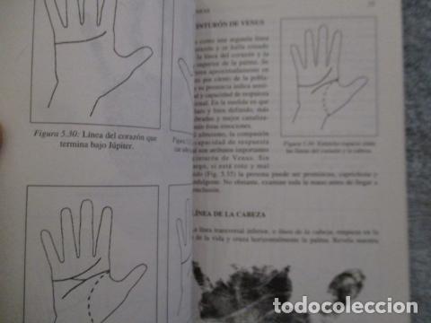 Libros de segunda mano: Cómo practicar la quiromancia - Nathaniel Altman - Foto 12 - 157507070