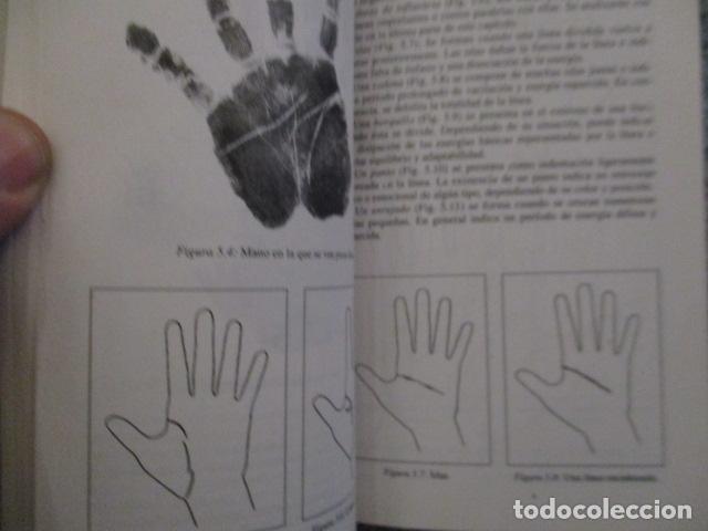 Libros de segunda mano: Cómo practicar la quiromancia - Nathaniel Altman - Foto 13 - 157507070