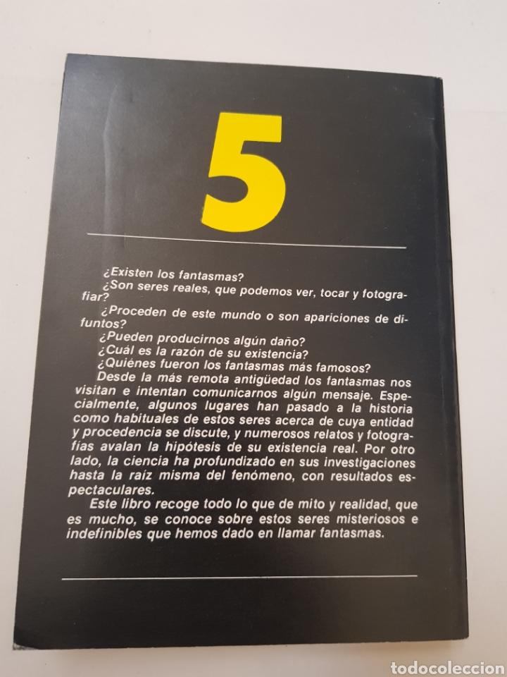 Libros de segunda mano: BIBLIOTECA BASICA DE LOS TEMAS OCULTOS Nº 5 mito y realidad fantasmas DR. JIMENEZ DEL OSO. TDK14 - Foto 2 - 158611830