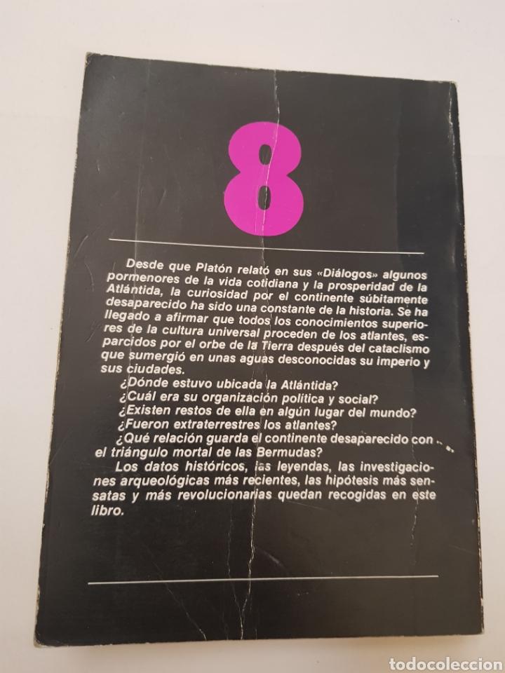 Libros de segunda mano: BIBLIOTECA BASICA DE LOS TEMAS OCULTOS Nº 8 la atlantida continemtes perd DR. JIMENEZ DEL OSO. TDK14 - Foto 2 - 158612678