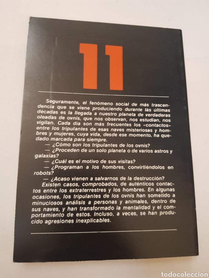 Libros de segunda mano: BIBLIOTECA BASICA DE LOS TEMAS OCULTOS Nº 11 -tripulantes ovnis - DR. JIMENEZ DEL OSO. TDK14 - Foto 2 - 158671626