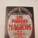 Libros de segunda mano: BIBLIOTECA BASICA TEMAS OCULTOS Nº 13 - LOS PODERES MAGICOS - DR. JIMENEZ DEL OSO. TDK14. Lote 158672542