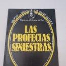 Libros de segunda mano: BIBLIOTECA TEMAS OCULTOS Nº 18 - PROFECIAS SINIESTRAS - DR. JIMENEZ DEL OSO. TDK14. Lote 158673446