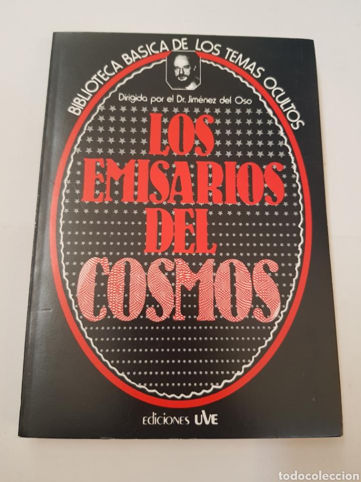 BIBLIOTECA TEMAS OCULTOS Nº 19 - EMISARIOS DEL COSMOS - DR. JIMENEZ DEL OSO. TDK14 (Libros de Segunda Mano - Parapsicología y Esoterismo - Ufología)