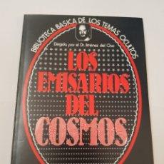 Libros de segunda mano - BIBLIOTECA TEMAS OCULTOS Nº 19 - emisarios del cosmos - DR. JIMENEZ DEL OSO. TDK14 - 158673550