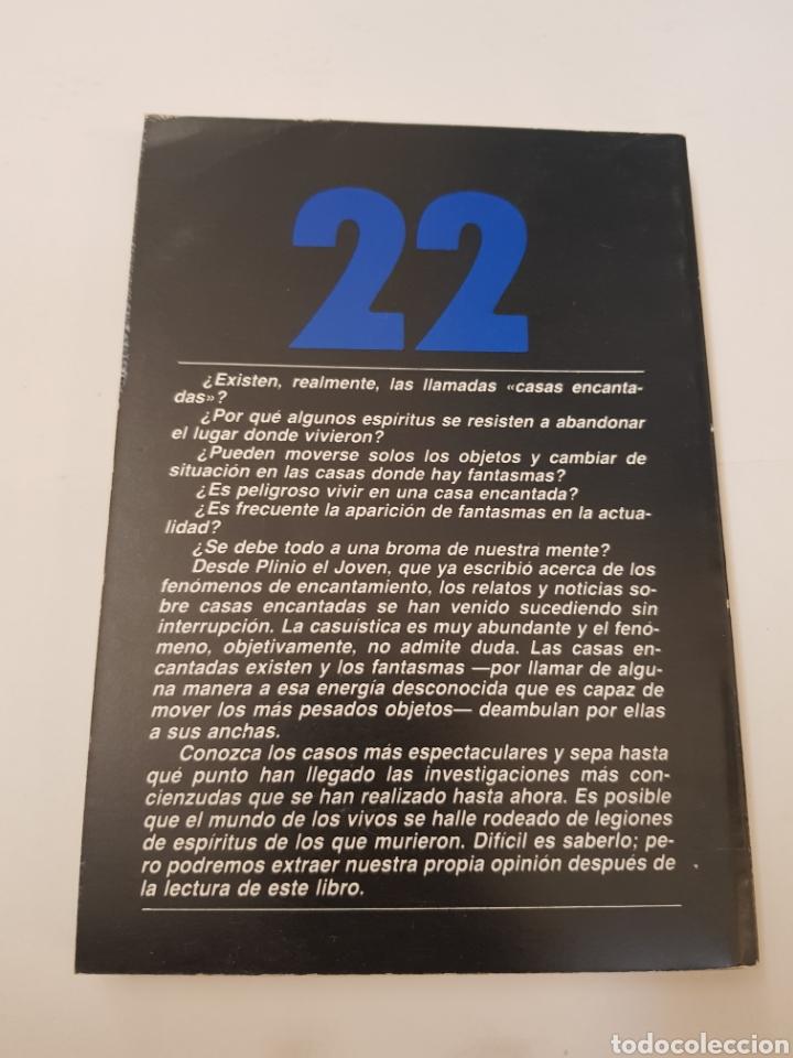 Libros de segunda mano: BIBLIOTECA TEMAS OCULTOS Nº 22 - espiritus y duendes casas encantadas - DR. JIMENEZ DEL OSO. TDK14 - Foto 2 - 158673682
