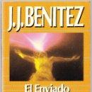Libros de segunda mano: EL ENVIADO - J J BENITEZ - SABANA SANTA DE TURIN - PLAZA JANES 1988. Lote 160440762