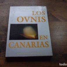 Livres d'occasion: LOS OVNIS EN CANARIAS, JOSE GREGORIO GONZALEZ GUTIERREZ, CCPC, 1995. Lote 161226598