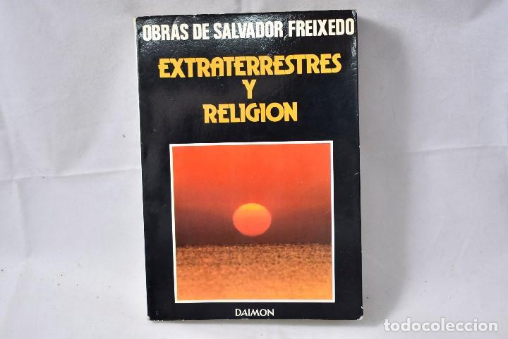 EXTRATERRESTRES Y RELIGIÓN, FREIXEDO, SALVADOR (Libros de Segunda Mano - Parapsicología y Esoterismo - Ufología)