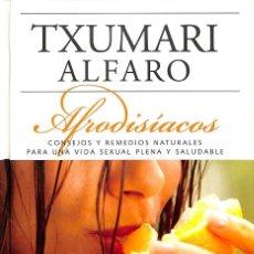 Libros de segunda mano: AFRODISIACOS. Lote 162721436