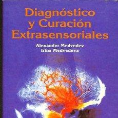 Libros de segunda mano: DIAGNÓSTICO Y CURACIÓN EXTRASENSORIALES. Lote 162725101