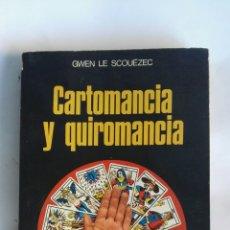 Libros de segunda mano: CARTOMANCIA Y QUIROMANCIA LA OTRA CIENCIA. Lote 165132596