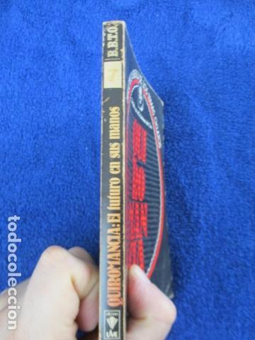 Libros de segunda mano: Quiromancia. El futuro en sus manos (Biblioteca Básica de los Temas Ocultos, 7) - José Antonio Sanju - Foto 3 - 168083284
