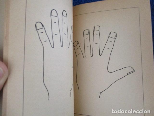 Libros de segunda mano: Quiromancia. El futuro en sus manos (Biblioteca Básica de los Temas Ocultos, 7) - José Antonio Sanju - Foto 11 - 168083284