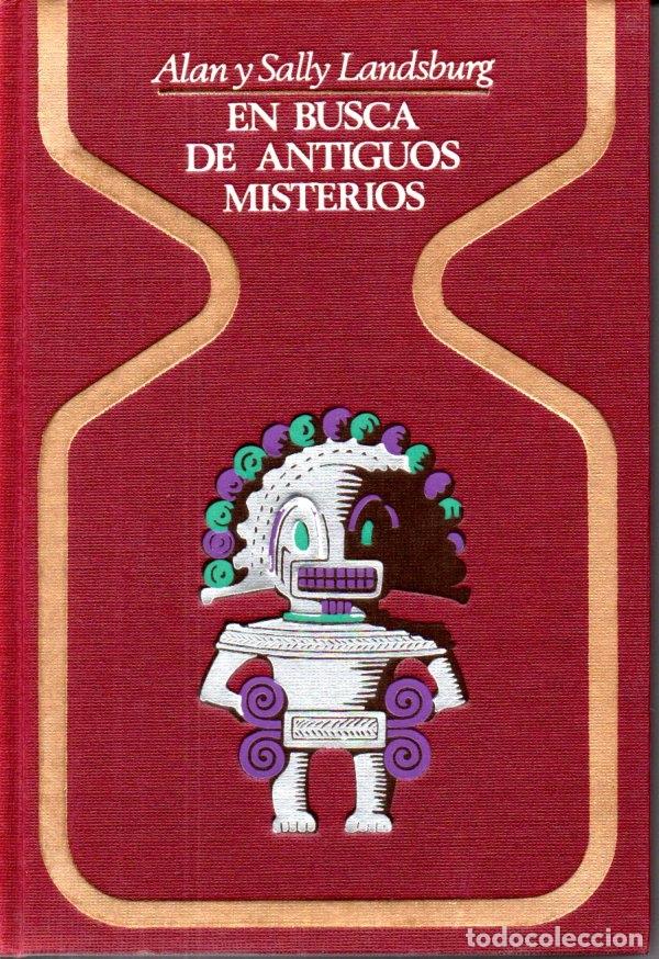 LANDSBURG : EN BUSCA DE ANTIGUOS MISTERIOS (OTROS MUNDOS PLAZA, 1977) (Libros de Segunda Mano - Parapsicología y Esoterismo - Ufología)