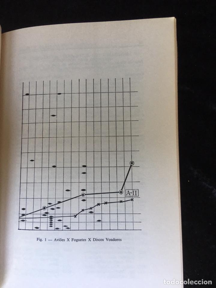 Libros de segunda mano: O LIVRO VERMELHO DOS DISCOS VOADORES - FLAVIO PEREIRA - OVNIS - ILUSTRADO - Foto 5 - 168468769