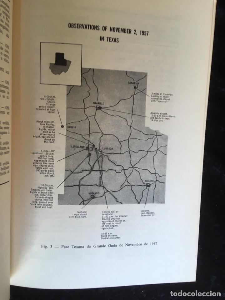 Libros de segunda mano: O LIVRO VERMELHO DOS DISCOS VOADORES - FLAVIO PEREIRA - OVNIS - ILUSTRADO - Foto 6 - 168468769