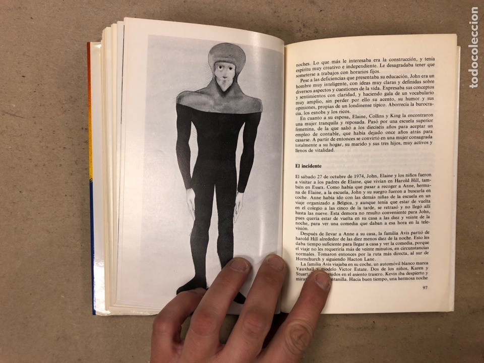 Libros de segunda mano: HIJOS DE LA NATURALEZA (GUÍA DE COMIDAS SANAS Y TRATAMIENTOS NATURALES PARA NIÑOS - Foto 8 - 168964154