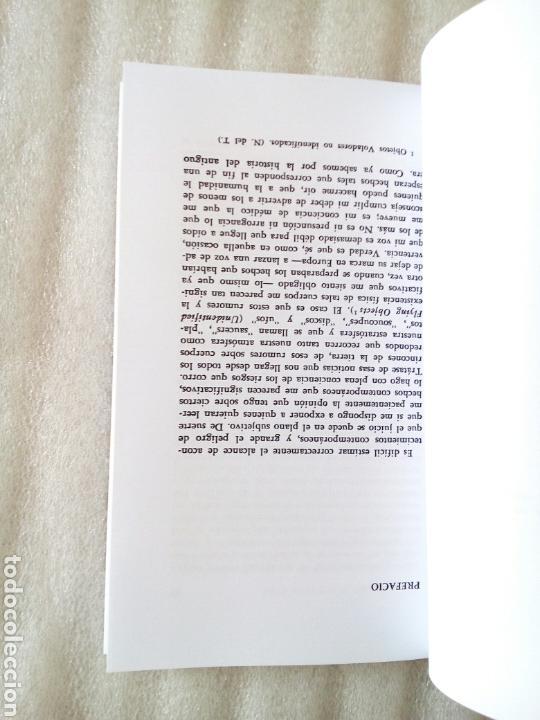Libros de segunda mano: SOBRE COSAS QUE SE VEN EN EL CIELO CARL GUSTAV JUNG 1961 UFOLOGIA OVNIS - Foto 11 - 239485340