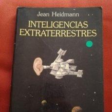 Libros de segunda mano: INTELIGENCIAS EXTRATERRESTRES (JEAN HEIDMANN) ARIEL CIENCIA. Lote 171175253