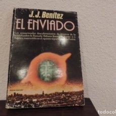 Libros de segunda mano: EL ENVIADO (J.J.BENITEZ) EDITORIAL PLAZA&JANÉS. Lote 171475817