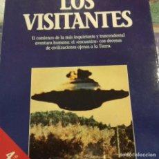 Libros de segunda mano: LOS VISITANTES LOS OTROS MUNDOS DE J.J. BENÍTEZ . Lote 171490778