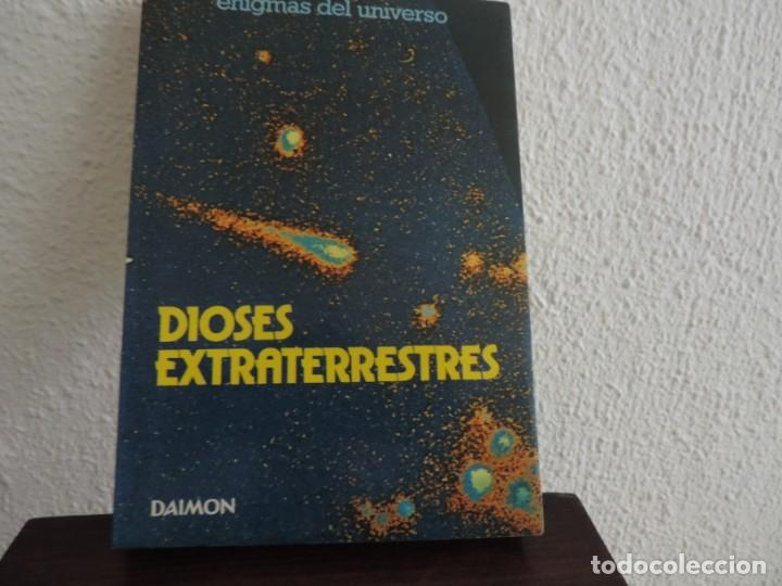 DIOSES EXTRATERRESTRES (JEAN SENDY) EDITORIAL DAIMON (Libros de Segunda Mano - Parapsicología y Esoterismo - Ufología)