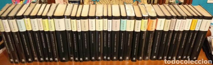 Colección 33 libros JJ Benitez,misterio,ufologia,mis enigmas favoritos,A 33000 pies,caballo de troya segunda mano