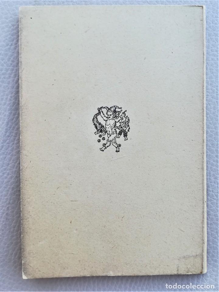 Libros de segunda mano: LIBRO,CARTOMANCIA SUPREMA, AÑOS 30-40,TEMA LENGUAJE DE LAS CARTAS,QUIROMANCIA,TEMAS ESOTERICOS,RARO - Foto 4 - 172905463