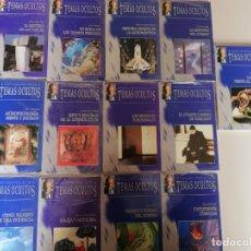 Libros de segunda mano: NUEVA BIBLIOTECA DE LOS TEMAS OCULTOS - LOTE DE 13 LIBROS - PRECINTADOS . Lote 173885560