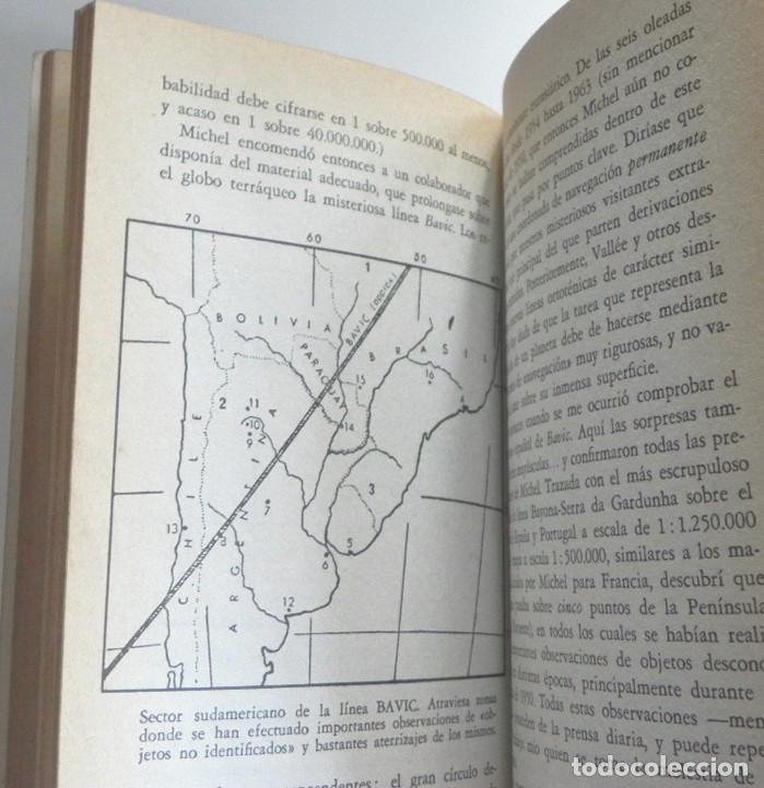 Libros de segunda mano: PROCESO A LOS OVNI - LIBRO ANTONIO RIBERA - OVNIS UFOLOGÍA EXTRATERRESTRES MISTERIO PLATILLOS DOPESA - Foto 7 - 176646883