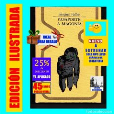 Libros de segunda mano: PASAPORTE A MAGONIA - JACQUES VALLÉE - PLAZA & JANES - MUY RARO - OVNI - OVNIS - UFOLOGÍA. Lote 176868430