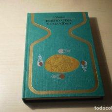 Libros de segunda mano: EXISTIÓ OTRA HUMANIDAD (J.J.BENÍTEZ) - COLECCIÓN OTROS MUNDOS (1976). Lote 177182902