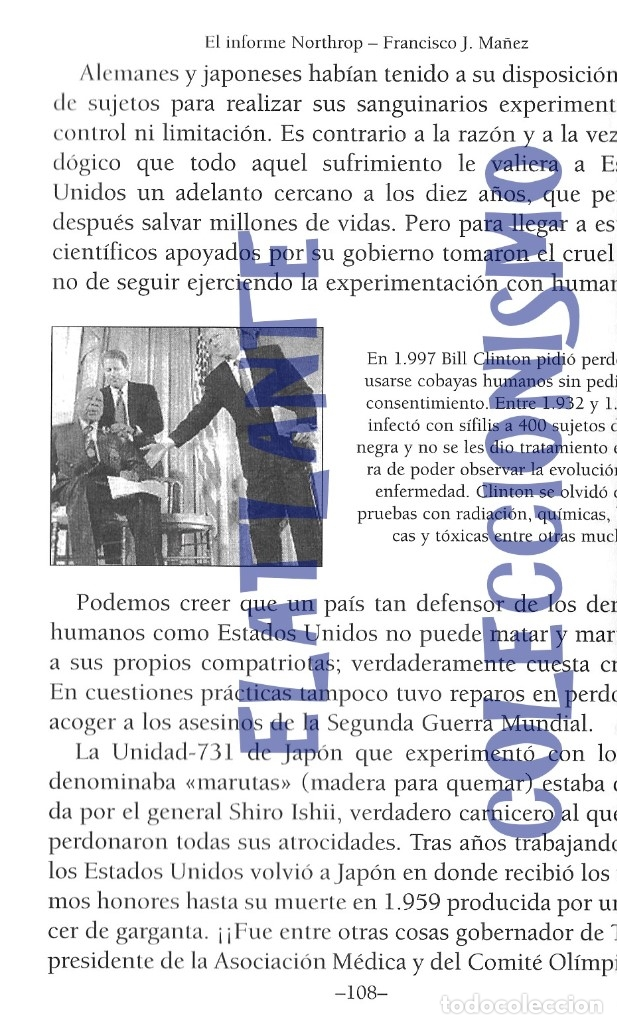Libros de segunda mano: EL INFORME NORTHROP AERONAVES TERRESTRES TOMADAS POR EXTRATERRESTRES UFOS OVNIS UFOLOGÍA - 30 € - Foto 14 - 206184602