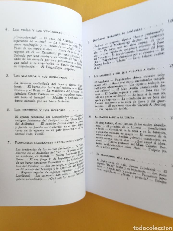 Libros de segunda mano: HORIZONTES INVISIBLES VINCENT GADDIS 1966 UFOLOGIA MISTERIOS ULTRARARO HIPERINTERESANTE - Foto 4 - 177808270