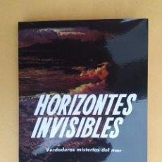 Libros de segunda mano: HORIZONTES INVISIBLES VINCENT GADDIS 1966 UFOLOGIA MISTERIOS ULTRARARO HIPERINTERESANTE. Lote 177808270