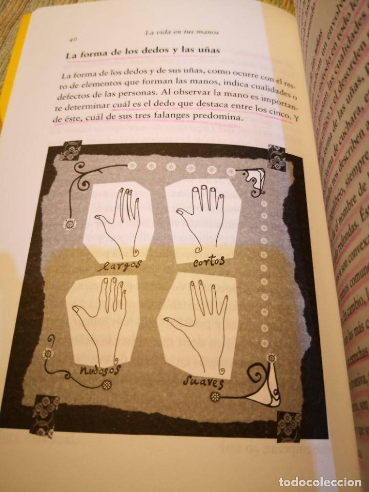 Libros de segunda mano: LA VIDA EN TUS MANOS APRENDE FACILMENTE LA QUIROMANCIA GITANA - MERCEDES PORRAS envío certif. 6,99 - Foto 2 - 177952719