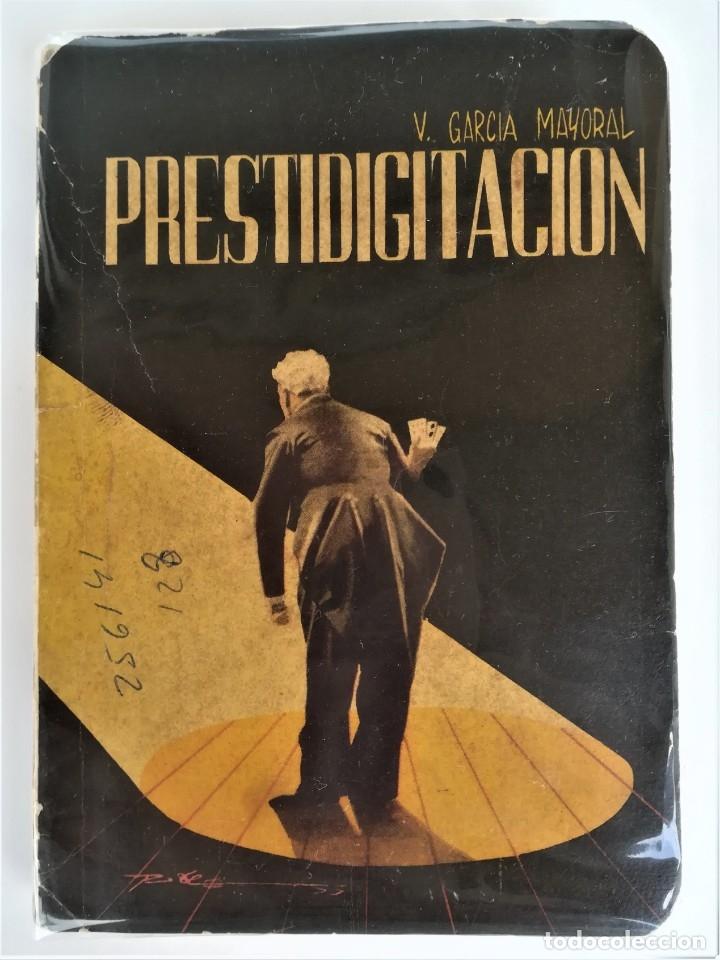 LIBRO, PRESTIDIGITACION,AÑO 1955, MAGIA Y MAGOS,TRUCOS Y COMO HACERLOS,DESCATALOGADO,ILUSIONISMO (Libros de Segunda Mano - Parapsicología y Esoterismo - Numerología y Quiromancia)